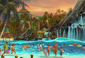 Map Of Universal Studios Orlando by Volcano Bay Water Park Officially Announced At Universal Orlando