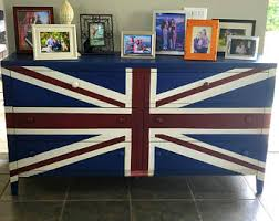 Union Jack Dining Chair Union Jack Furniture Etsy