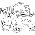 tow mater coloring pages bebo pandco