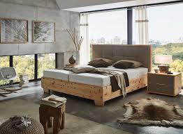 Schlafzimmer Zirbe Modernes Zirben Boxspringbett Für Ein Wohngesundes Raumklima Und