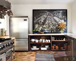 kitchen without cabinets images kitchen trend no cabinets emily a clark