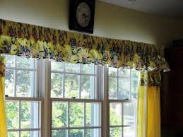 Kitchen Drapery Ideas Kitchen Valances Fordows Contemporary Aiodow Valance Ideas Modern
