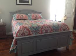 Ottawa Bedroom Set With Mirror Broyhill Fontana Changed And Distressed In Paris Grey Love It
