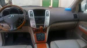 used lexus car for sale in nigeria clean like direct tokunbo 3months used lexus rx350 2008 fulloption