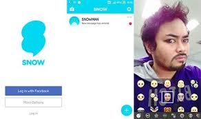 bikin video animasi snapchat adu filter video selfie snapchat vs snow mana yang paling seru