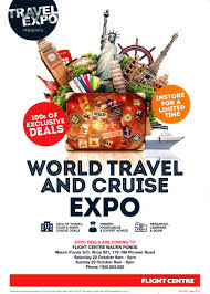 travel expo images World travel and cruise expo waurn ponds shopping centre jpg