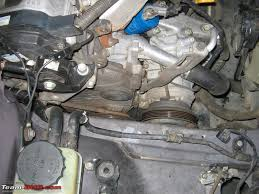 2004 toyota camry motor mount diy by guide on replacing timing belt in camry team bhp