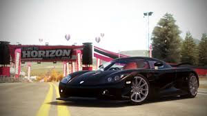 koenigsegg ccxr edition forza horizon cars