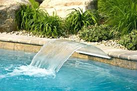 diy pool waterfall pool waterfall kit statirpodgorica