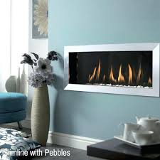 wall fireplace big lots kinder high efficiency hole gas fire small