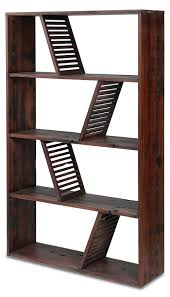 Made Bookcase Beautiful Gotten Back Wood Made Bookcase Shipwood Deep Just By