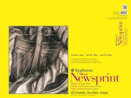 resume paper walmart strathmore 300 series newsprint paper artist papers strathmore 307 318newsprint mega
