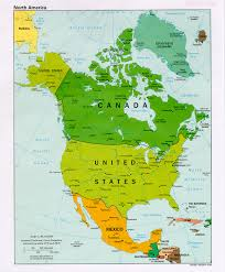 Time Zones Usa Map States by Digital Vector North And South Americas Time Zones Map 20000000