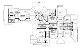 7 bedroom house plans craftsman style house plan 7 beds 8 50 baths 8515 sq ft plan
