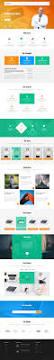 corporate responsive wordpress theme grace themes