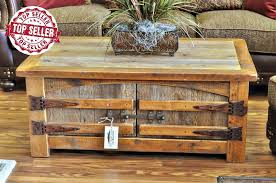 Barn Wood Coffee Table Coffee Tables Southern Creek Rustic Furnishings