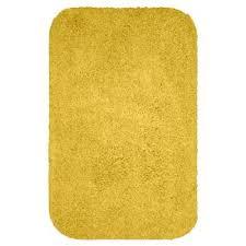 Yellow Bathroom Rugs Yellow Bath Rugs Target