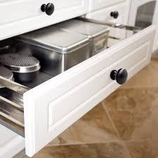 kitchen cabinet door knobs black homdiy brass cabinet knobs drawer door knobs black