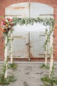 wedding arches chuppa best 25 birch chuppah ideas on botanical wedding