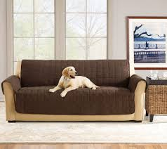 Waterproof Sofa Slipcover by Sure Fit Furniture Cover Sofa With Memory Foam Seat Page 1 U2014 Qvc Com