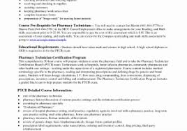 Pharmacy Technician Resume Example Substance Abuse Technician Sample Resume New Puter Repair