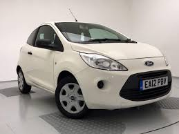 used white ford ka for sale rac cars