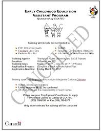 early childhood education assistant cover letter mccains thesis