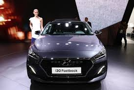hyundai u0027s new i30 fastback is anything but fast