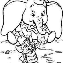dumbo coloring pages 16 free disney printables kids color