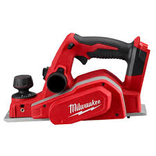 milwaukee m18 3 1 4 in cordless planer tool only 2623 20 the