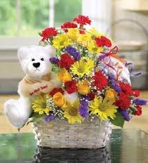 get well soon flowers images bringing flowers and smiles to say get