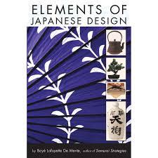 elements of japanese design tuttle publishing