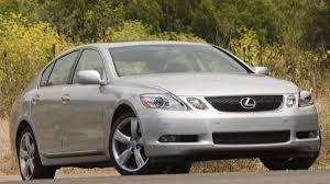 lexus is sedan 2007 2007 lexus gs 350 if a six gives you 300 hp who still says only