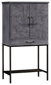 Gray Bar Cabinet Jonathan Charles Antique Dark Grey Drinks Cabinet 491003 Adg Par