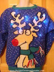 ugly christmas sweater hideous winner uglysweater www