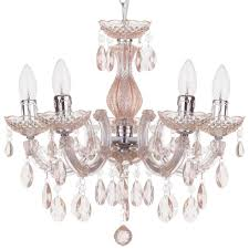 Cheap Pink Chandelier Pink Chandelier Light 28 Images Pink Chandelier 5 Light