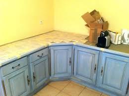 refaire plan de travail cuisine carrelage refaire plan de travail cuisine design de maison