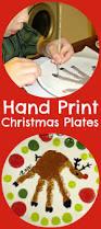 print christmas plates