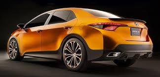 toyota upcoming cars in india toyota corolla furia concept revealed will become corolla