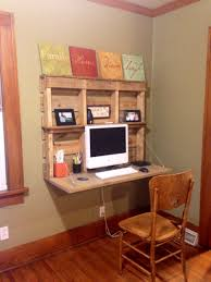 desk made out of pallets call if you would like this desk custom