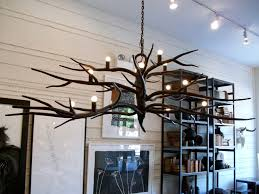 rustic model and dark color near fixture lighting for branch