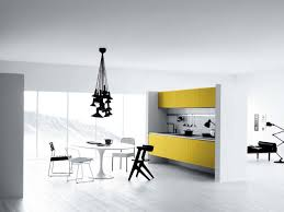 office kitchen furniture yellow modern kitchen design grey and