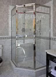 Frame Shower Door Brassline Series Century Bathworkscentury Bathworks