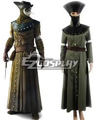 Assassin Halloween Costumes Creed Bortherhood Doctor Cosplay Costume