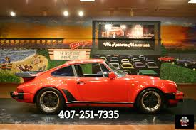 1990 porsche 911 red classic cars for sale