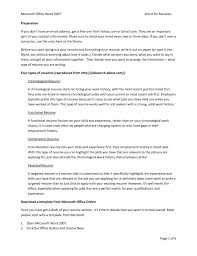 types of resumes for 28 images resume and cover letter