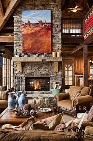 luxury log home interiors roger wade studio interior design photography of rustic living