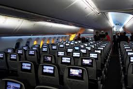 Boeing 787 Dreamliner Interior Air Canada Premieres Its First Boeing 787 8 Airways Magazine