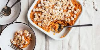sweet potato yam casserole with marshmallows recipe genius kitchen
