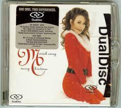 mariah carey merry christmas hybrid album discogs